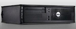 DELL Optiplex 780 Small Form Factor - Intel Core 2 Duo E7500 - 2