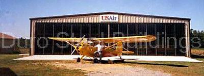 Durobeam Steel 50x60x14 Metal Storage Building Aircraft Hanger Workshop Direct