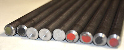 8620 Round Annealed Steel 0.5 Od 9 Piece Bundle 8-16 Each Cf Astm-a-108