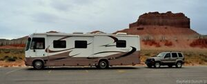 Canadian made quality motorhome with Solar