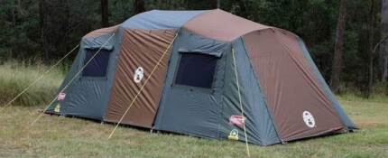 Brand new Coleman 10p tent
