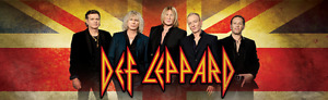 Def Leppard Tickets @ Rogers Place