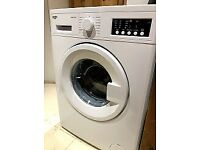 Bush 7kg washing machine 1200 spin super new