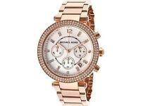 Michael Kors Womens Wrist Watch MK5491