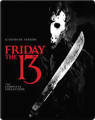 FRIDAY THE 13TH BLU-COMPLETE COLLECTION (10 DISCS) BLU-RAY