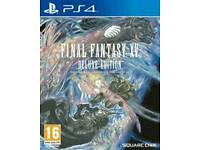 Final fantasy IV deluxe edition PS4
