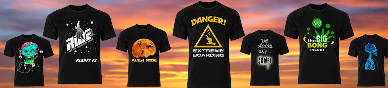 Planet Ex T-shirts USA