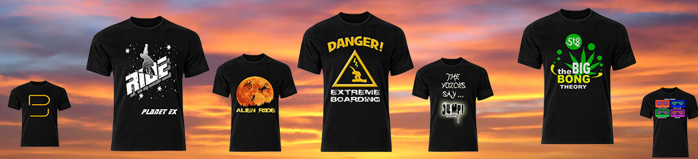 Planet Ex T-shirts UK