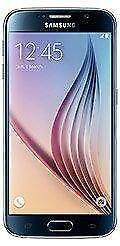 Galaxy S6 64 GB Black Unlocked -- 30-day warranty and lifetime blacklist guarantee