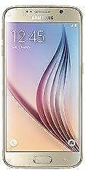 Galaxy S6 32 GB Gold Unlocked -- 30-day warranty, blacklist guarantee, delivered to your door