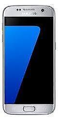 Galaxy S7 32 GB Silver Unlocked -- 30-day warranty, blacklist guarantee, delivered to your door