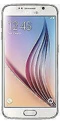 Galaxy S6 64 GB White Unlocked -- 30-day warranty, blacklist guarantee, delivered to your door