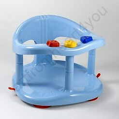 Baby-Bath-Tub-Ring-Seat-New-In-Box-by-KETER-Blue-or-Green-BEST-PRICE