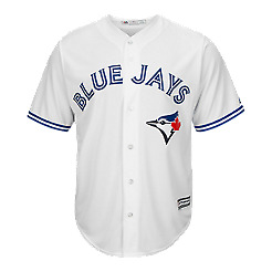Mens XL Blue Jays Jersey Tulowitzki.