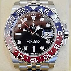 Buying all Rolex!
