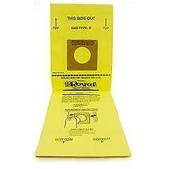 Aire Paper Bag Type B 3 Pack Metal Commerial Upright Model