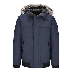 Brand New The North Face Gotham III 3 parka jacket coat Blue Med