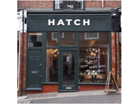 Barista required for busy cafe/restaurant in St Albans