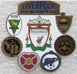 Football Pins and Things