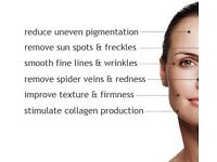 IPL permanent hair removal & skin rejuvenation