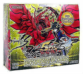 Yugioh Crossroads of Chaos Single Cards Yu-Gi-Oh