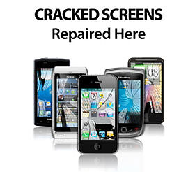 Cracked Screens of SAMSUNG repaired here ! BEST PRICES GURANTEED