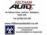 Book your MOT for only £30