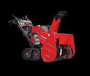 2018 Honda HSS724CT Snowblower - Sale priced $3349.00