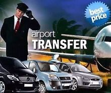 Private airport driver Southbank Melbourne City Preview