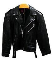 Best offer!! Leather Moto Jacket