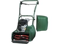 Allett cylinder lawnmower