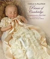 Bradford Exchange Prince George Collectible Doll