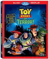 Toy Story of Terror Blu Ray to borrow