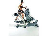 Elliptical trainer, Nautilus Pro Series Model EV7. Get fit for summer