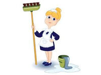 Cleaner job, part time, cleaning + ironing work in private houses Beaconsfield HP9