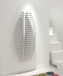 Kudox SOLE vertical Radiator chrome towel rail