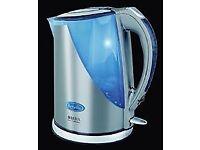 Breville Brita filter silver jug kettle JK120
