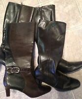 Ladies Boots Size 10 Fredericton New Brunswick Preview