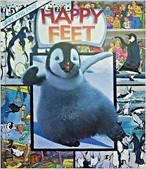 Happy Feet: Look and Find Activity Book - NEW