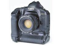 canon eos 1v film camera