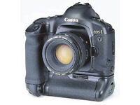 canon eos 1v camera