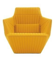 Facett lounge chair with a condition