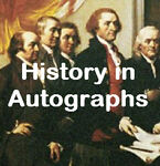 History in Autographs