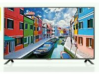 """LG 32"""" LED tv built in HD freeview USB media player full hd 1080p."""