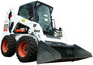 BOBCAT RENTALS AVAILABLE! DISCOUNTED RATES!
