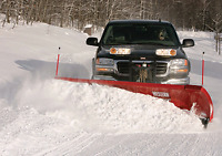 Snow plowing in the Quinte & Surrounding areas