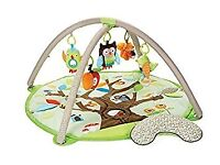 Skip hop forest friends activity mat
