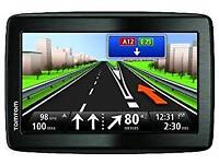 TomTom Satnav Via 135, 5 inch screen, immaculate condition