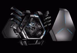 Alienware area 51 r2 i7 5820k 3.3 ghz 8gbram ddr4 amd r9 370 4gb