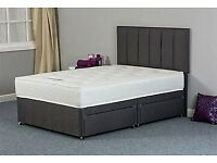Cool Velveto fabric Bed(set)